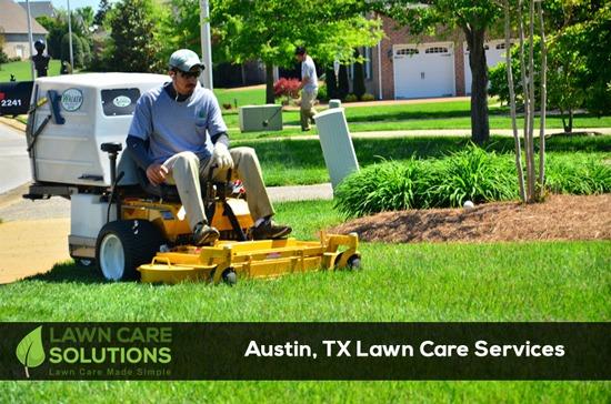 Austin TX Lawn Care